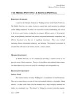 The Middle Point Inn: A Business Proposal