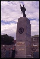 1982 Memorial in Port Stanley