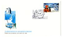 25 Years of the Chilean Antarctic Institute