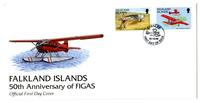 50th Anniversary of Falkland Islands Government Air Service