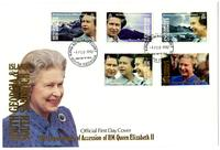 40th Anniversary of the accession of HM Queen Elizabeth II