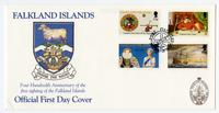 400th Anniversary of the first sighting of the Falkland Islands