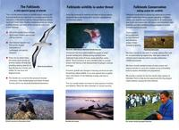 25th Anniversary Falklands Conservation, 1979-2004