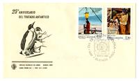 25th Anniversary of the Antarctic Treaty