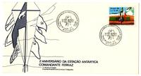 2nd Anniversary of the Comandante Ferraz Antarctic Station