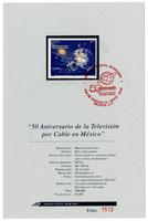 50th Anniversary of cable television in Mexico