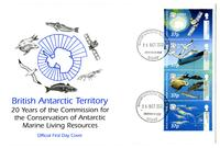20 years of the Commission for the Conservation of Antarctic Marine Living Resources