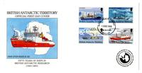 50 Years of ships in British Antarctic research, 1943-1993
