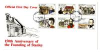 150th Anniversary of the founding of Stanley