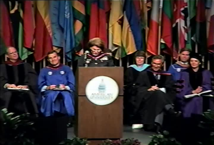 Antonia C. Novello, M.D. Commencement Address, 97th Commencement, College of Arts and Sciences, Spring 1993