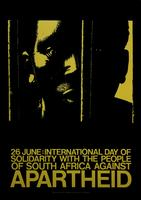 26 June: International Day of Solidarity with the People of South Africa against Apartheid