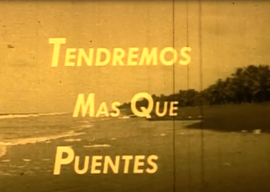 Film for Action: Tendremos mas que puentes
