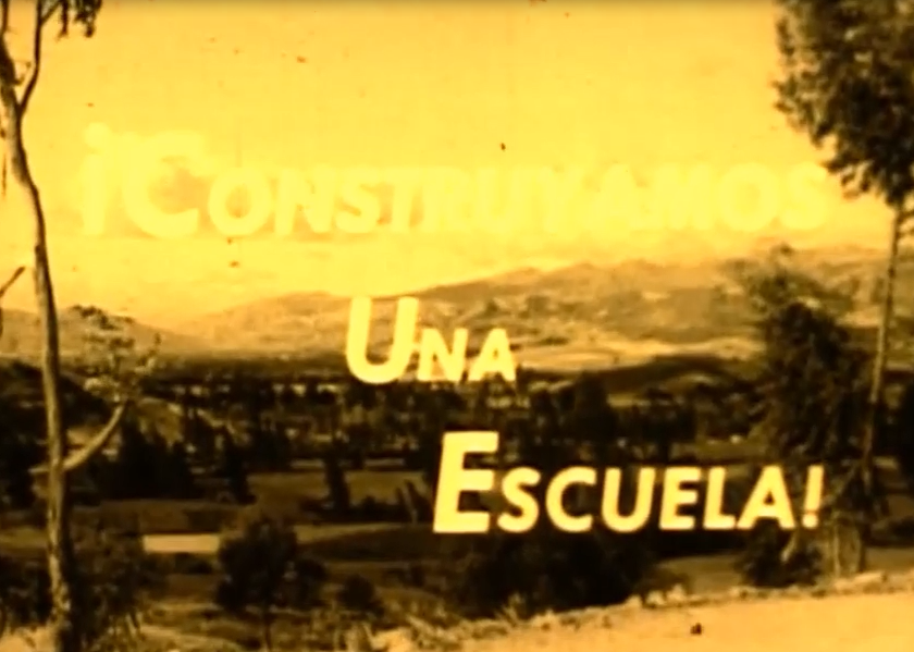 Film for Action: Construyamos una escuela