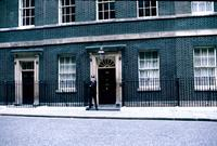 10 Downing Street in London, England