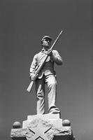 128th Pennsylvania Volunteer Infantry Monument at Antietam National Battlefield, Sharpsburg, Maryland